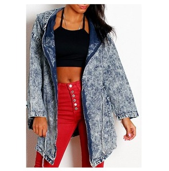 coat coats and jackets denim jacket
