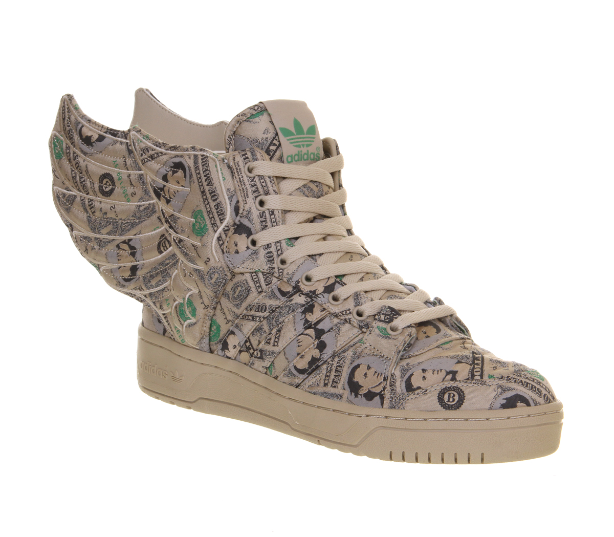 Adidas Jeremy Scott Js Wings 2.0 Money - Unisex Sports