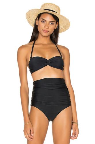 bikini bikini top black