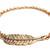 Rachael Ryen Jewelry | Gold Leaf Bracelet