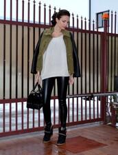 my silk fairytale,coat,sweater,t-shirt,pants,shoes,bag,jewels