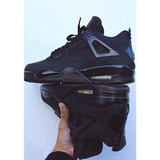 shoes nike jordan black black nike air jordan