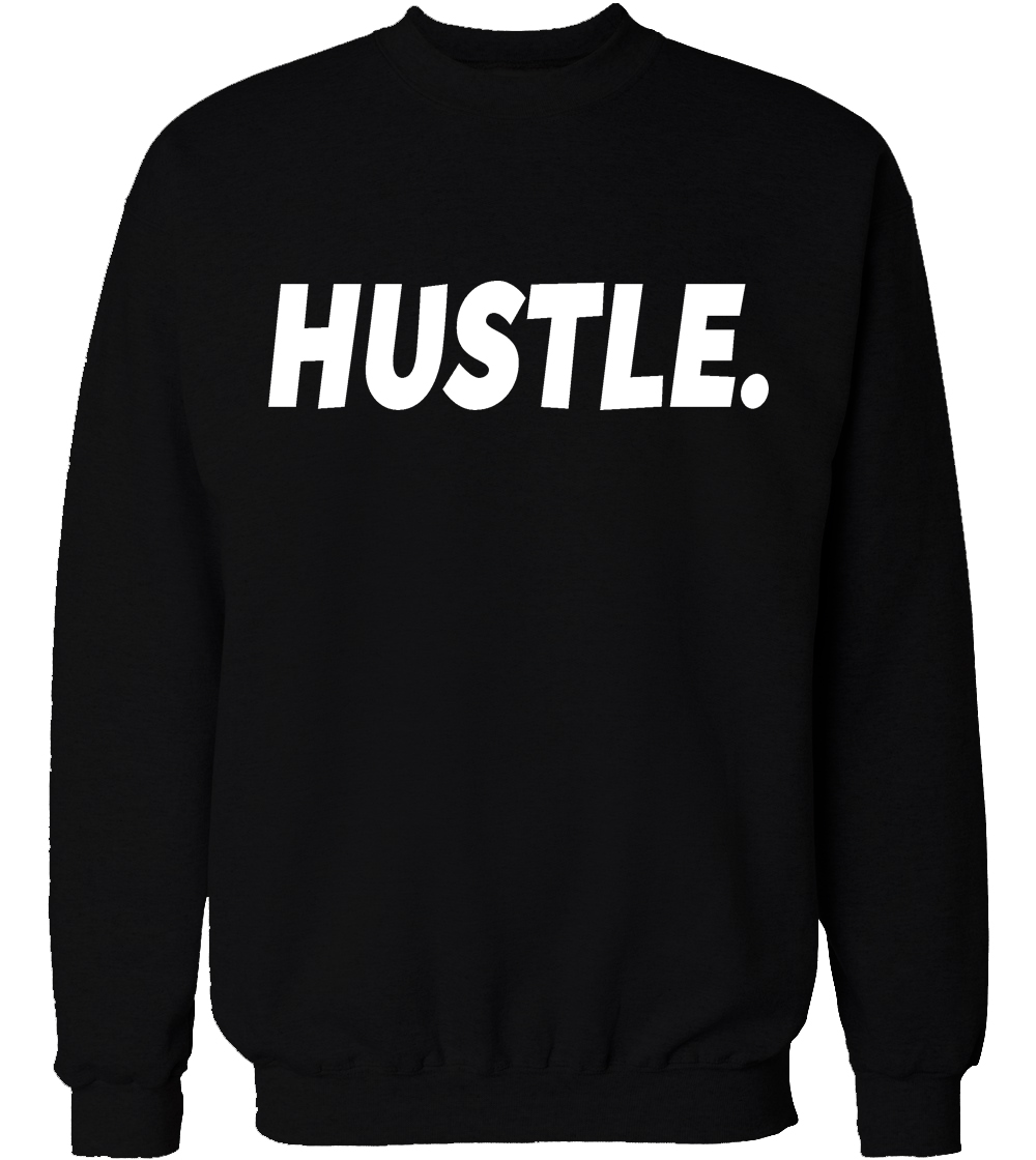 Hustle Period SweatShirt - Diabolical Rabbit
