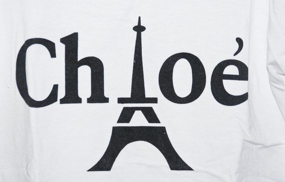 eiffel tower t-shirt t-shirt cloe