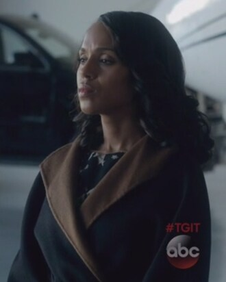 coat scandal two tone olivia pope kerry washington
