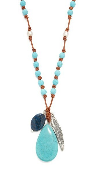 statement necklace statement necklace turquoise jewels