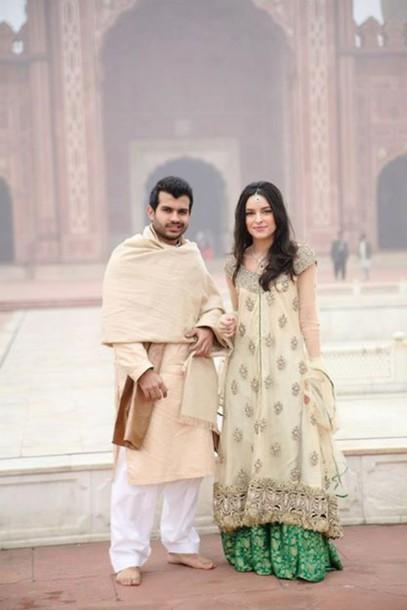 dress pakistani wedding pakistani fashion