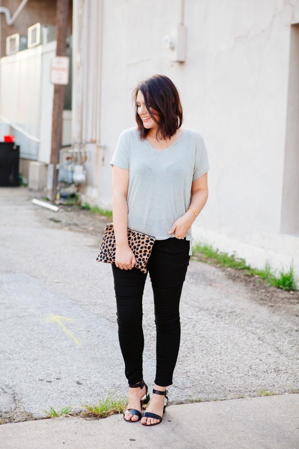 kendi everyday t-shirt jeans shoes bag jewels