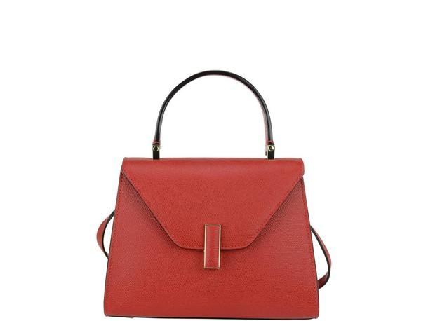 Valextra mini bag red