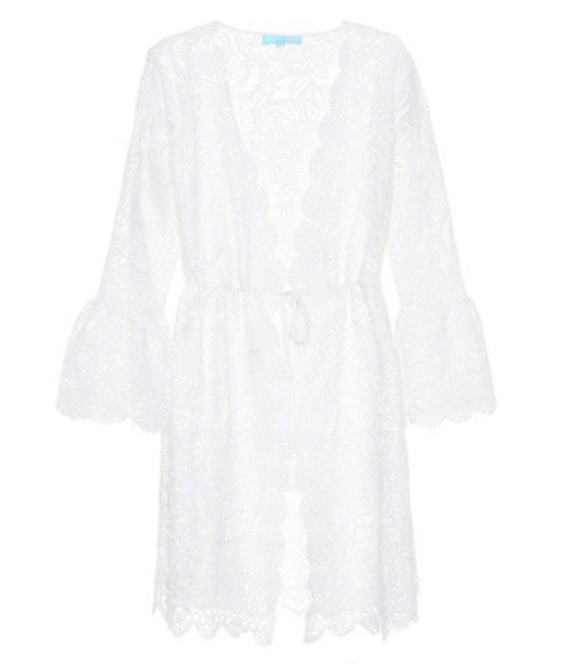 Melissa Odabash lace white swimwear