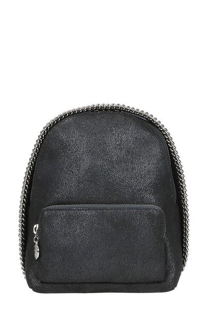 Stella McCartney mini backpack black bag