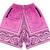Pink Bandana Shorts – GODLY ($65.00) - Svpply