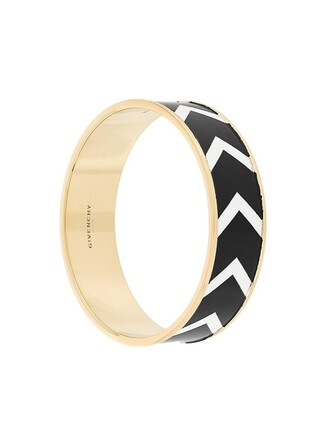 women black pattern chevron jewels