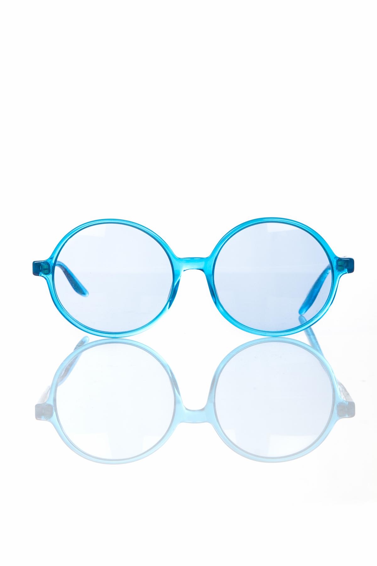 CHLOE SEVIGNY FOR OPENING CEREMONY BARTON PERREIRA JACKIE - BLUE W/BLUE LENS - WOMEN