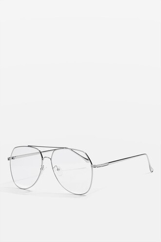 sunglasses aviator sunglasses silver