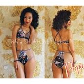swimwear,honey bee swim,kim kardashian,bikini,print,luxury,ootd,poolside,style,high waisted bikini,bikini top,hipster bikini,bikini bottoms,boho,hot miami styles