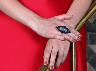 jewels aquamarine sapphire gemstone designer ring gold girl women design latest trendy