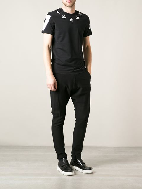 Givenchy star patch t