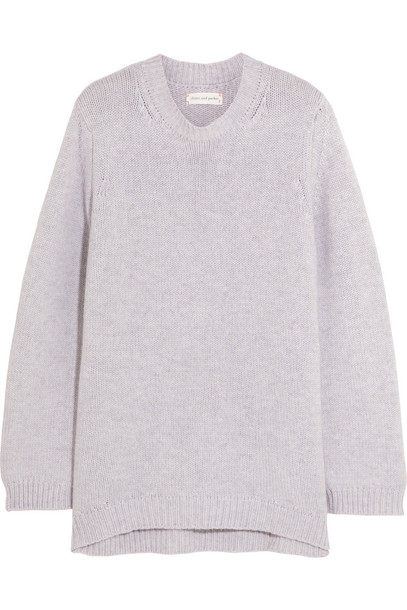 Chinti and Parker sweater zip light