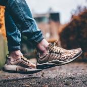 shoes,nike,brown,sneakers,low top sneakers