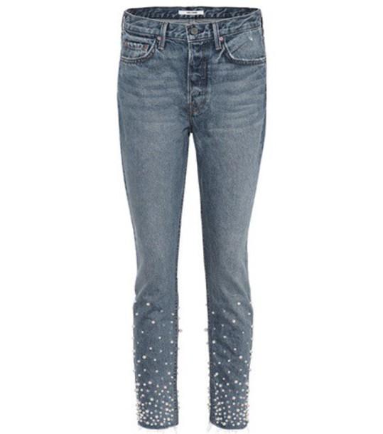 GRLFRND jeans skinny jeans embellished
