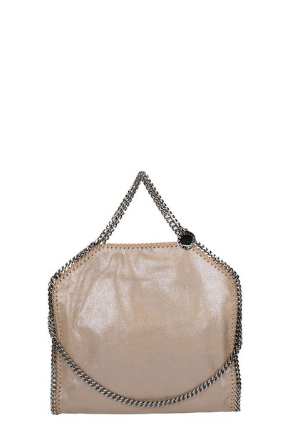 Stella McCartney shiny leather bag