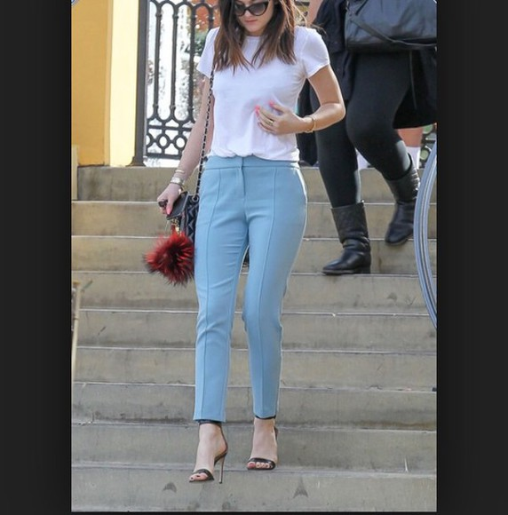 jeans kylie jenner plain