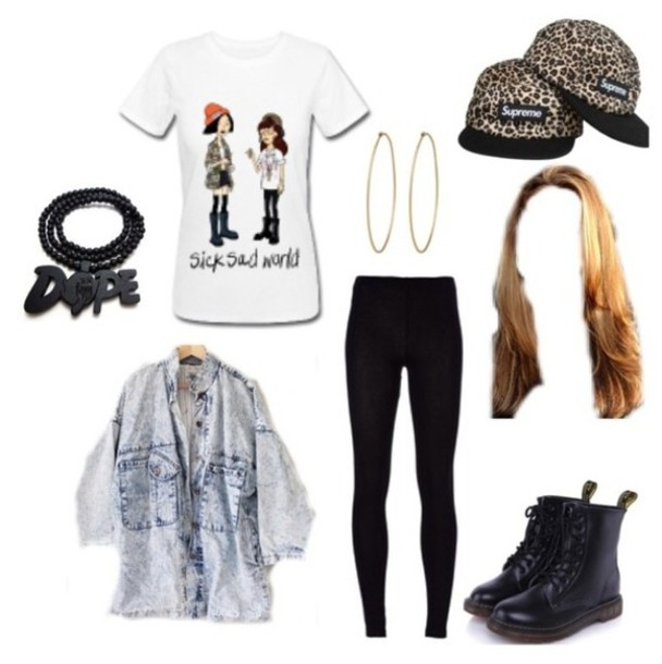 Swag girl clothes online