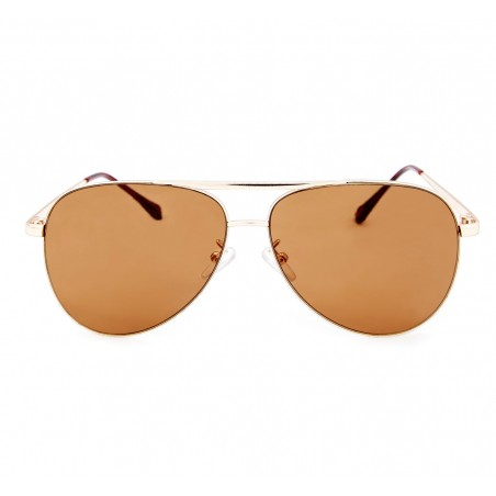 Sole Society - Basic Metal Aviators - Rylie - Gold