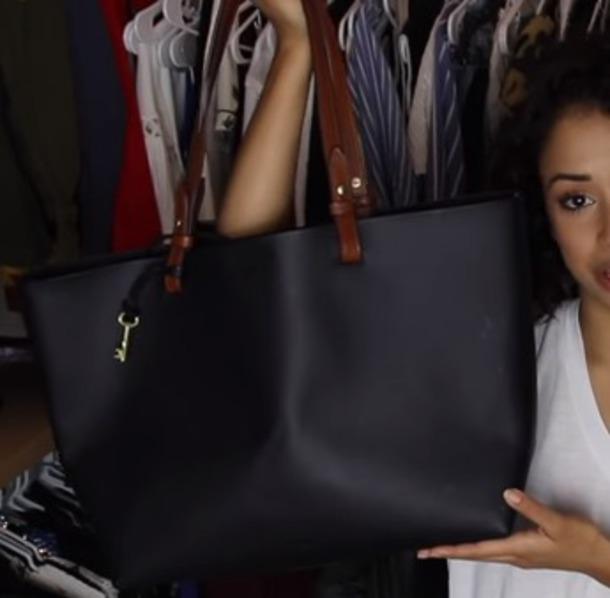 bag liza koshy black bag