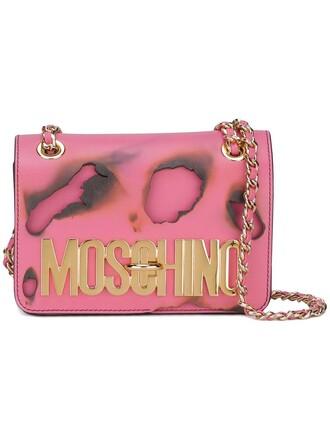 women bag shoulder bag purple pink