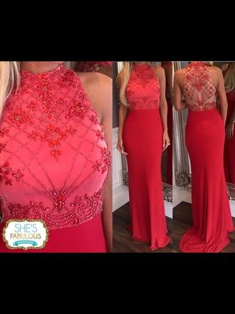 dress for prom dress prom formal dress red dress