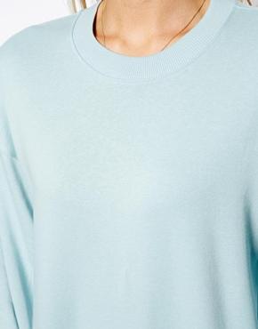 ASOS | ASOS Boyfriend Sweatshirt at ASOS