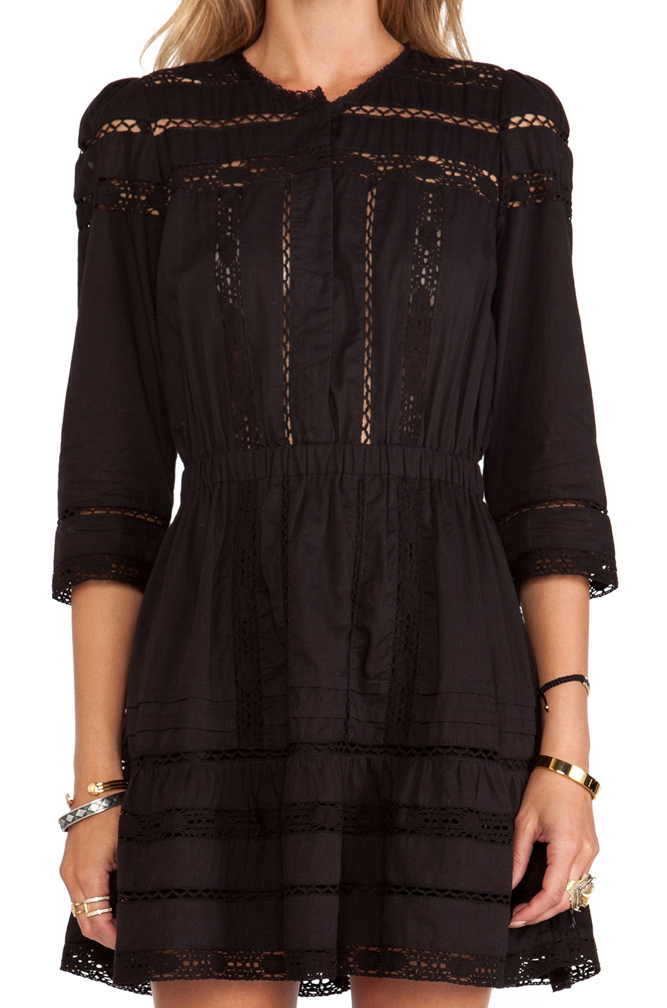 Tularosa Payton Dress in Black from REVOLVEclothing.com