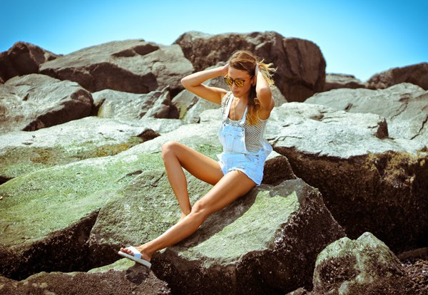 the marcy stop swimwear sunglasses jewels shoes