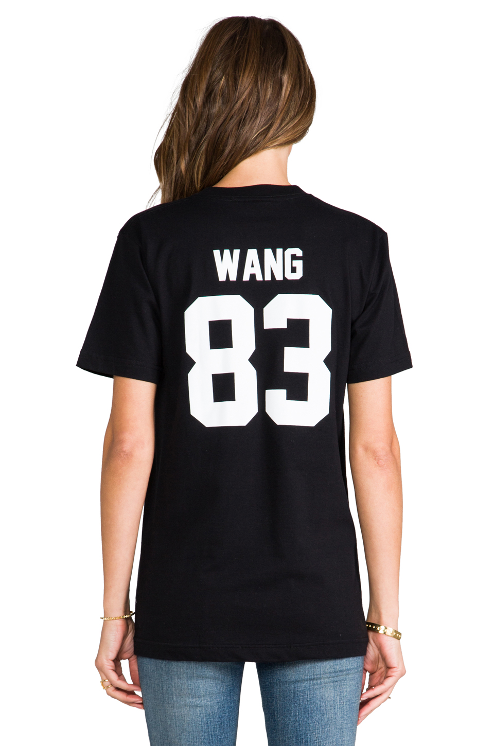 LPD New York LPD NYC Wang Tee in Black | REVOLVE