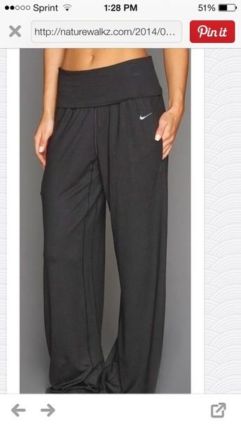 889103d89f6e4 pants, nike, ace wide yoga pants, ace wide yoga pant nike - Wheretoget