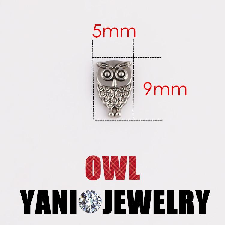 aliexpresscom buy 2014 top sale zinc alloy owl charms
