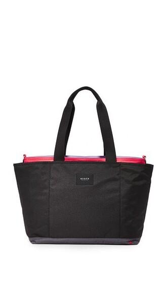 baby bag black