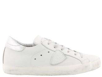 paris sneakers blanc shoes