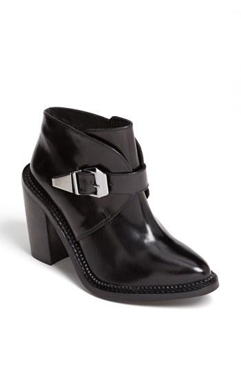 Topshop 'Aleta' Monk Strap Boot | Nordstrom