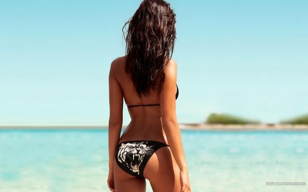 swimwear tiger face tiger leopard print black bikini black bikini