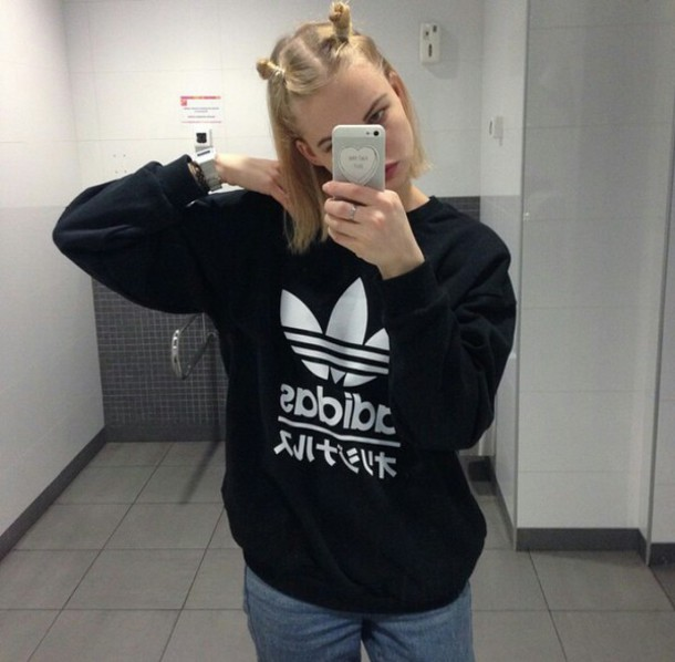 adidas japanese sweatshirt
