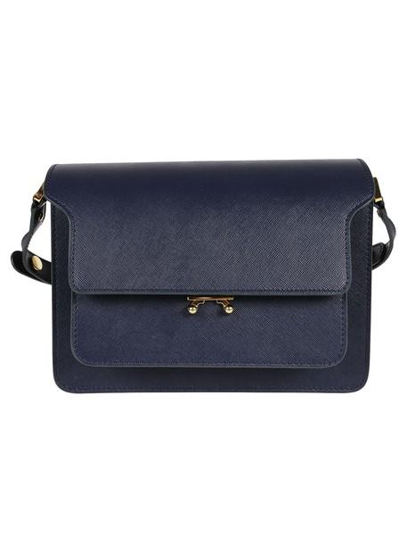 MARNI bag shoulder bag blue