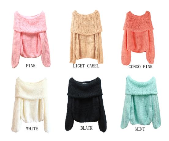 The pretty preppy sweater