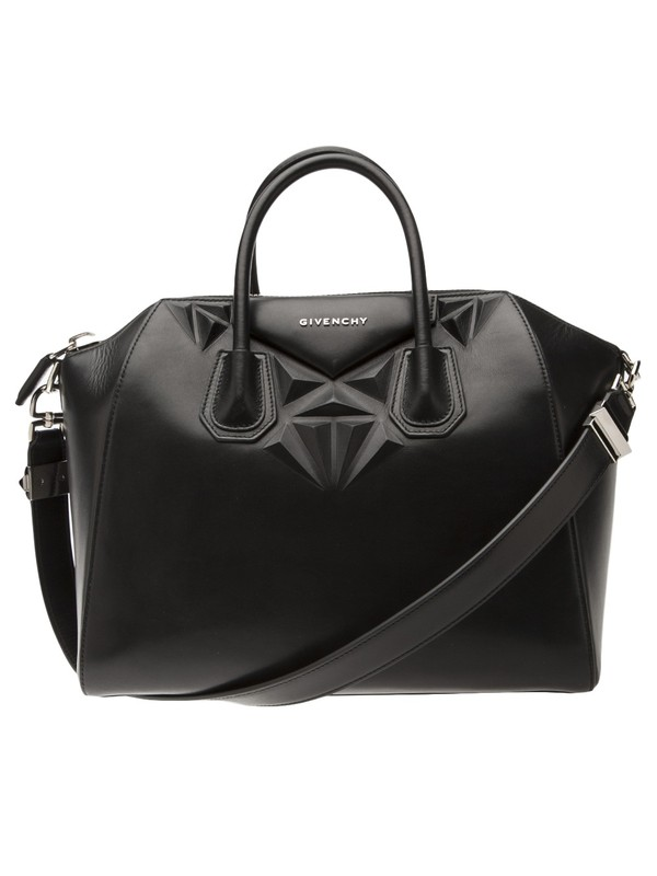 bag black leather handbag givenchy