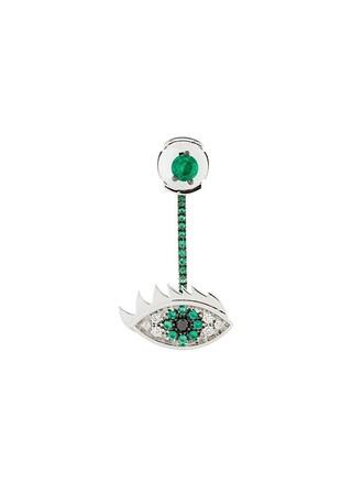 metallic women pendant jewels