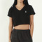 Polo crop | frankie collective