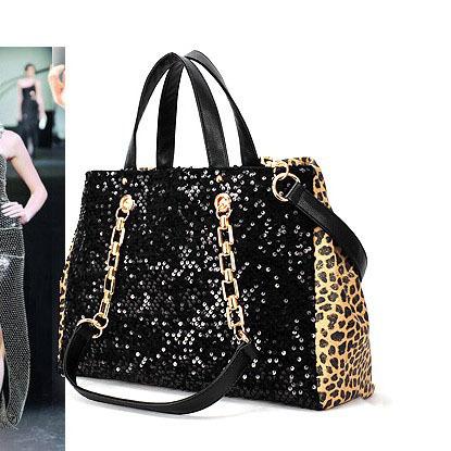 shego shopping mall — [Grlhx120029] Shiny Sparking  Shoulder Bag Handbag