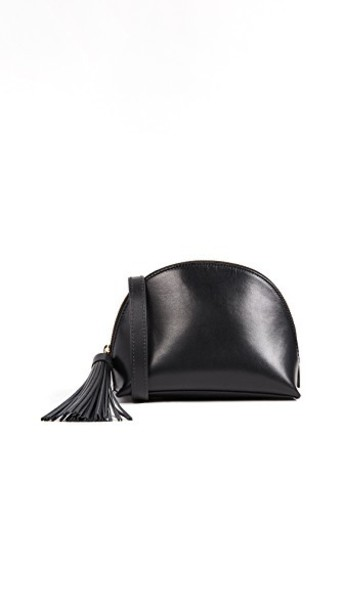 Loeffler Randall cross pouch black bag